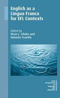 English as a Lingua Franca for EFL Contexts (ISBN: 9781788921756)
