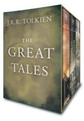 The Great Tales of Middle-Earth: Children of H (ISBN: 9780358003915)