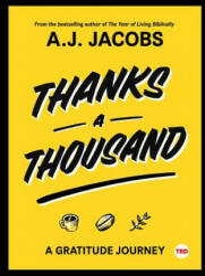 Thanks a Thousand: A Gratitude Journey (ISBN: 9781501119927)