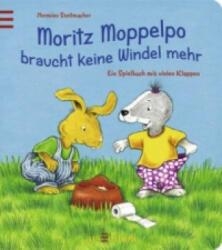 Moritz Moppelpo braucht keine Windel mehr - Hermien Stellmacher (2003)