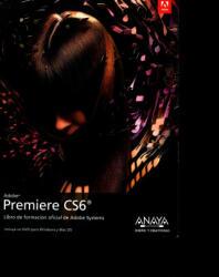 Premiere CS6 - Adobe Press, Francisco Javier Salcedo Sotoca (ISBN: 9788441532762)