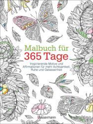 Malbuch fr 365 Tage (2016)