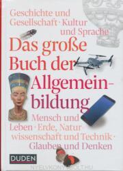 Duden - Das groe Buch der Allgemeinbildung (ISBN: 9783411056286)