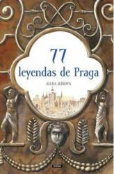 77 leyendas de Praga - Alena Ježková, Renáta Fučíková (ISBN: 9788072521425)