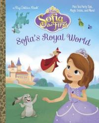 Sofia's Royal World - Andrea Posner-Sanchez, Grace Lee, Disney Storybook Artists (ISBN: 9780736432627)