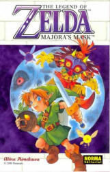 The legend of Zelda, Majora's mask - Akira Himekawa, Argimiro Sancho Aguilera (ISBN: 9788467900439)