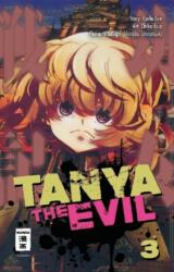 Tanya the Evil 03 - Chika Tojo, Carlo Zen, Aminata Diouf (ISBN: 9783770497966)