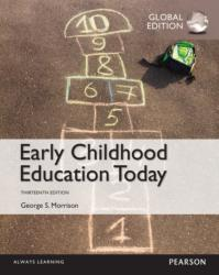 Early Childhood Education Today, Global Edition (ISBN: 9781292019604)