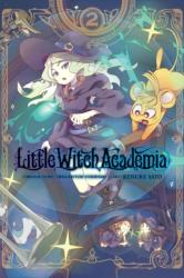 Little Witch Academia, Vol. 2 (ISBN: 9781975328108)