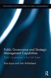 Public Governance and Strategic Management Capabilities (ISBN: 9781138339996)