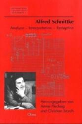 Alfred Schnittke - Analyse, Interpretation, Rezeption - Amrei Flechsig, Christian Storch (ISBN: 9783487144641)