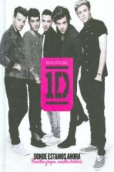 One Direction: donde estamos ahora - AA. VV (ISBN: 9788448013967)