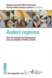 Anders regieren - Stephan Lessenich, Mario Neumann, Thomas Seibert, Andrea Ypsilanti (ISBN: 9783899656046)