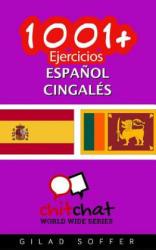 1001+ Ejercicios Espanol - Cingales - Gilad Soffer (ISBN: 9781537377797)