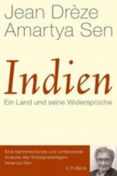 Jean Dr? ze, Amartya Sen, Thomas Atzert, Andreas Wirthensohn - Indien - Jean Dr? ze, Amartya Sen, Thomas Atzert, Andreas Wirthensohn (ISBN: 9783406670299)
