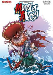 Monster Allergy - Episode 5 bis 8 - Katja Centomo, Francesco Artibani, Alessandro Barbucci, Barbara Canepa (ISBN: 9783944077116)