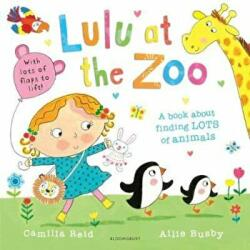 Lulu at the Zoo - Camilla Reid, Ailie Busby (ISBN: 9781408828175)