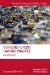 Consumer Credit - Alexander Hill-Smith (ISBN: 9781138019911)