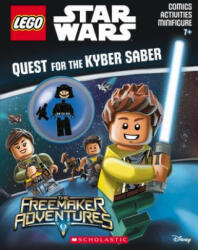 Quest for the Kyber Saber (ISBN: 9781338047431)