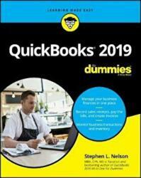 QuickBooks 2019 For Dummies (ISBN: 9781119520535)