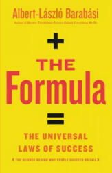 Formula - Albert-L? szl? Barab? si (ISBN: 9780316505499)