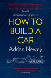 How to Build a Car - Adrian Newey (ISBN: 9780008293390)