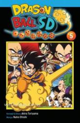 Dragon Ball SD 5 - Naho Ohishi, Akira Toriyama (Original Story), Cordelia von Teichman (ISBN: 9783551797858)