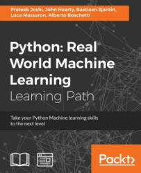 Python - Real World Machine Learning (ISBN: 9781787123212)