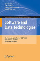 Software and Data Technolgoies (2009)
