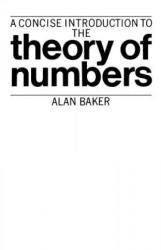 Concise Introduction to the Theory of Numbers (ISBN: 9780521286541)