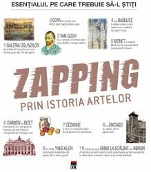 Zapping prin istoria artelor (ISBN: 9786060061496)