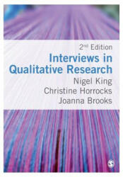 Interviews in Qualitative Research (ISBN: 9781446274972)