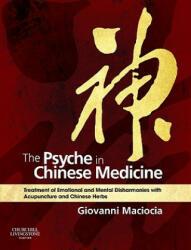 Psyche in Chinese Medicine - Giovanni Maciocia (2009)