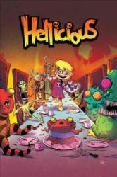 Hellicious Tp Vol 1 (ISBN: 9780988936362)