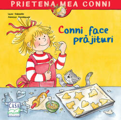 Conni face prăjituri (ISBN: 9786067870657)