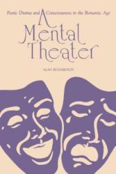 Mental Theater - Alan Richardson (ISBN: 9780271024509)