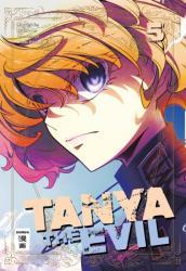 Tanya the Evil 05 - Chika Tojo, Carlo Zen, Aminata Diouf (ISBN: 9783770455577)