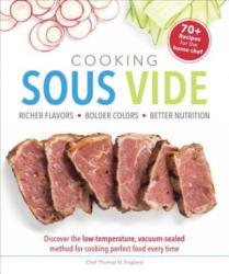Cooking Sous Vide - Alpha (ISBN: 9781465453495)