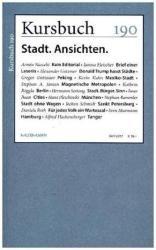 Kursbuch 190 - Peter Felixberger, Armin Nassehi (ISBN: 9783946514435)