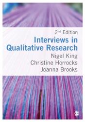 Interviews in Qualitative Research (ISBN: 9781446274965)