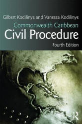 Commonwealth Caribbean Civil Procedure (ISBN: 9781138021617)