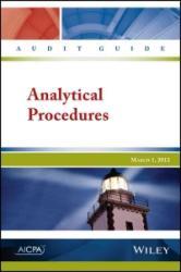 Audit Guide: Analytical Procedures (ISBN: 9781937350598)