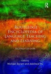 Routledge Encyclopedia of Language Teaching and Learning (ISBN: 9781138709805)