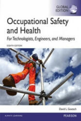 Occupational Safety and Health for Technologists, Engineers, - David Goetsch (ISBN: 9781292061993)