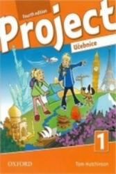 Project Fourth Edition 1 Učebnice - Hutchinson, Hardy-Gould T. ; , Trnová J. ; , M (ISBN: 9780194764650)