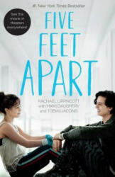 Five Feet Apart (ISBN: 9781534451568)
