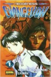 Evangelion 1 - Gainax, Yoshiyuku Sadamato, Carlos Ramos Sanz (ISBN: 9788484317432)