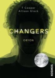 Changers - Oryon - T. Cooper, Allison Glock (ISBN: 9783440143636)