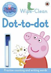 Peppa Pig: Practise with Peppa: Wipe-clean Dot-to-Dot - Peppa Pig (ISBN: 9780241294659)
