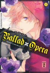 Ballad Opera 01 (ISBN: 9783770499694)